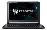 "Acer Predator Triton 700 PT715-51-71W9 Ultra-Thin Gaming Laptop,15.6"" FHD 120Hz G-SYNC Display, i7-7700HQ,Overclockab..."