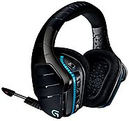 Logitech G933 Artemis Spectrum – Wireless RGB 7.1 Dolby and DST Headphone Surround Sound Gaming Headset – PC, PS4, Xb...