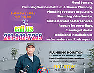Plumbing Service Houston, Texas . Commercial Plumbing Services Houston,Tx