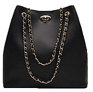 Brilliant Black HandBag