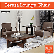 Teresa Lounge Chair by Allan Copley Designs