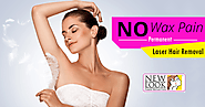 Welcome a beautiful you with hair removal treatment, Newlook