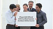 AWS Certified Solutions Architect Associate Online training