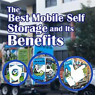 Best Mobile Self Storage and Its Benefits When You Use It - Blog