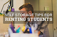 7 Useful Self Storage Tips for Renting Students - Blog