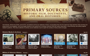 iTunes Primary Sources