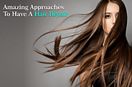 Get Hair Repair By Following Some Amazing Hair Approaches