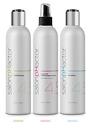All in one Essential pack - shampoo, conditioner, leave in spray.