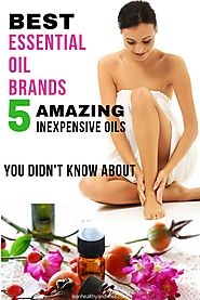 Best Essential Oil Brands: Top 5 Companies That Make Pure Oils