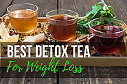 Best Detox Tea for Weight Loss: Top 10 Slimming Teas Review