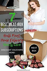 7 Best Meat Box Subscriptions Online: Bulk Meat Home Delivery You'll Love