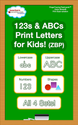 123s ABCs Handwriting Fun SET1 - Android Apps on Google Play