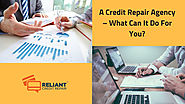 A Credit Repair Agency – What Can It Do For You?