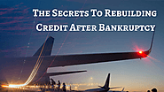 Importance of Building Credit After Bankruptcy