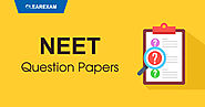 Visit Clear Exam for NEET Past Papers