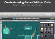 Stencyl: Make iPhone, iPad, Android & Flash Games without code