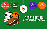 Sports Betting Website Development