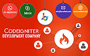Codeigniter Development Company India