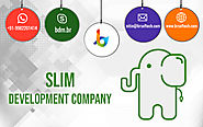 Slim Web Development Company