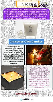 Perfume and Scented Candle Online