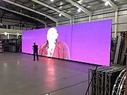 Communication with Led Screens