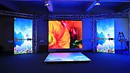 Add Amusement in Your Event with Led Screen Hire