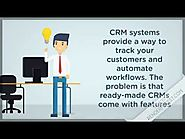 Let's get started on your CRM - Custom CRM Software Development Services