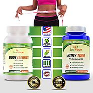 FULL SYSTEM 24 / 7 Lose Weight BODY CLEANSE AND BODY TRIM - Free Shipp – 24 7 Lose Weight