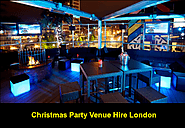 Christmas Party Venue Hire In London