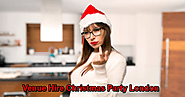 How Can Choose The Venue Hire Christmas party in London?