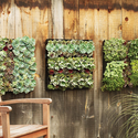 Outdoor Living Wall Panel Grid