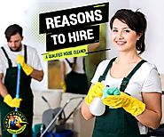 Best 6 Reasons for Hiring a Qualified House Cleaner