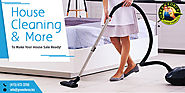 House Cleaning and More to Get Your House Ready for Sale