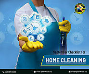 September Checklist for Home Cleaning in San Francisco