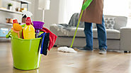 Stepwise Process How Professional Do Domestic Cleaning