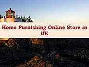 Home Furnishing Online Store in UK