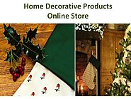 Home Decorative Products Online Store