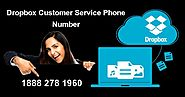 Dropbox Customer Service Phone Number is There to Rescue your Account Issues