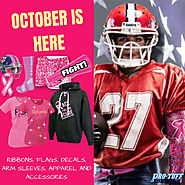 October is Here? Think Pink.