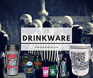 Custom Designed Drinkware for Promotional Purpose