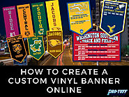 How to Create a Custom Vinyl Banner Online