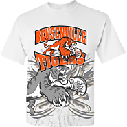 Dye Sublimated T-Shirts and Tank Tops