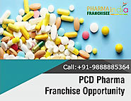 Start a Pharma PCD Franchise by contacting Top Pharma Franchise Companies
