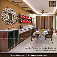 Look No Further For the Best Interior Decorators in Bangalore