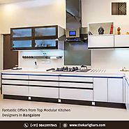 Fantastic Offers from Top Modular Kitchen Designers in Bangalore
