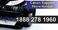 Canon Support Phone Number Is Active To Resolve Your Queries