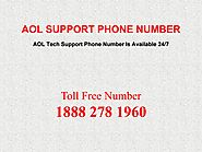 Get Mail Help At AOL Support Phone Number
