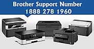 Brother Support Number Is Toll Free Helpline For Brother Printers