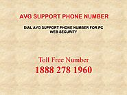 AVG Support Phone Number Gets You The Best Security