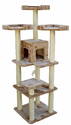 Majestic Pet 80 Inch Casita Cat Tree Tower